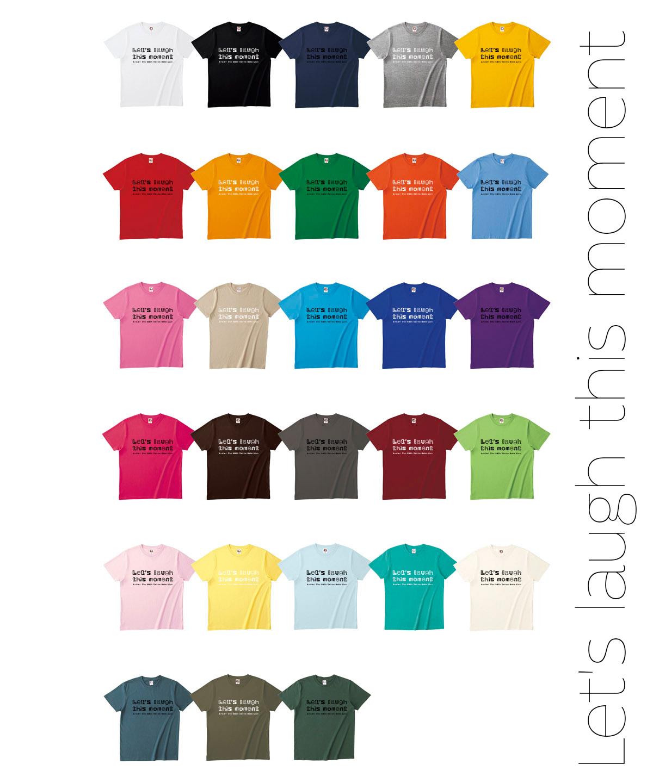 ロクディム|単独公演Tシャツ受注生産|カラー全色/ロゴ全色