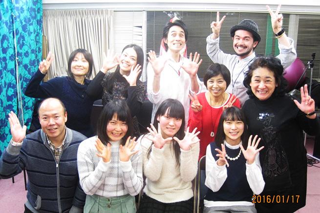 青森明の星中学・高等学校|学校公演(芸術鑑賞・演劇)