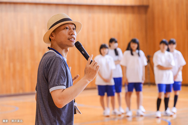東京都立文京高等学校:コミュニケーション能力向上プログラム