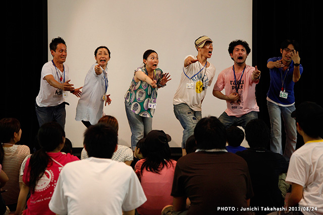 ロクディム@アカデミーキャンプ2011夏