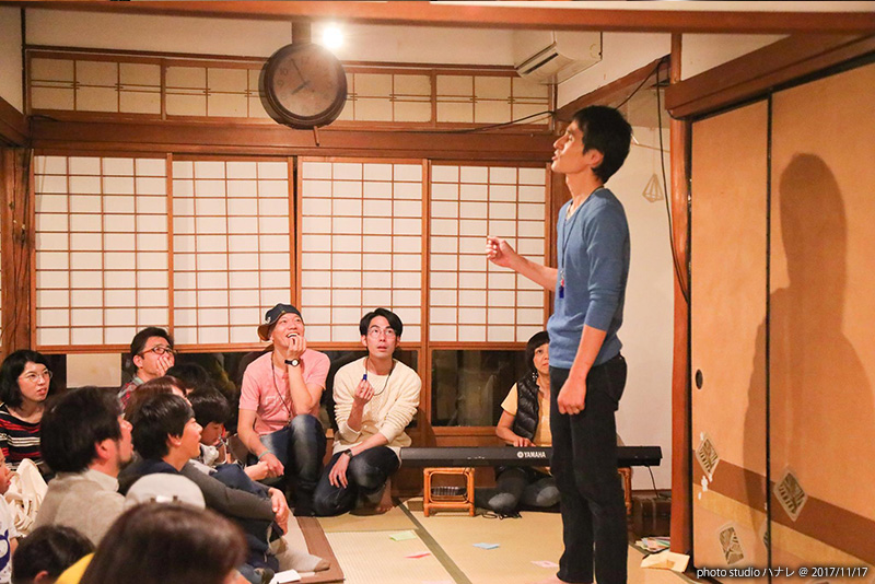 ロクディム Japan Tour Project in 三重県桑名市@MuGicafe|photo studio ハナレ