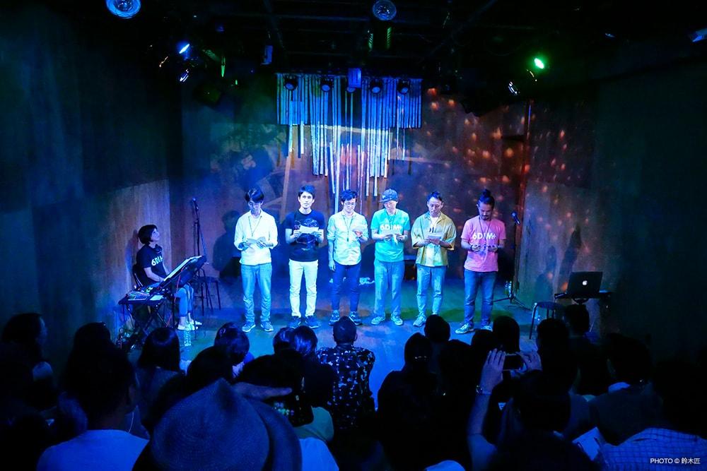 ロクディム 第16回 東京単独ライブ「手紙」今ここにはいないけれど、心の中に、しっかりといる「あなた」へ 公演写真