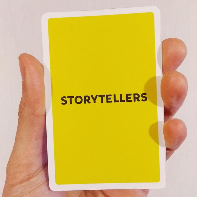 ロクディム式#StayHome アナログ・オンライン・カードゲーム「STROTYTELLERS」