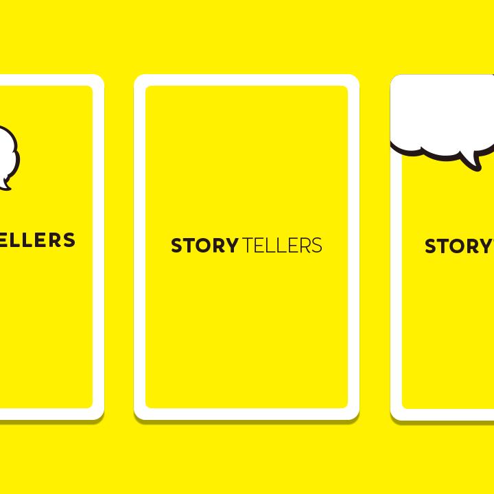 サムネイル|アナログ・オンライン・カードゲーム「STORYTELLERS」
